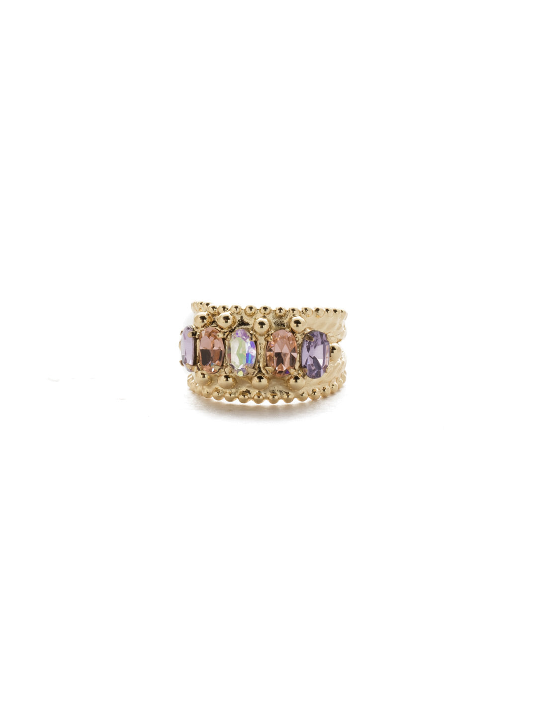 Crown Jewel Cocktail Ring - RDH2BGISS