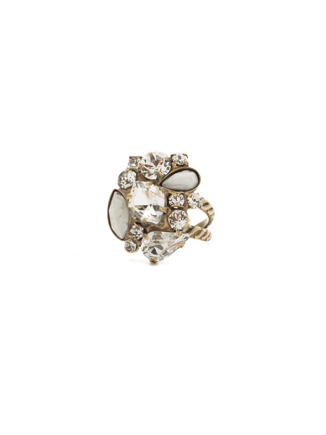 Contemporary Cluster Ring - RDK15AGCRY