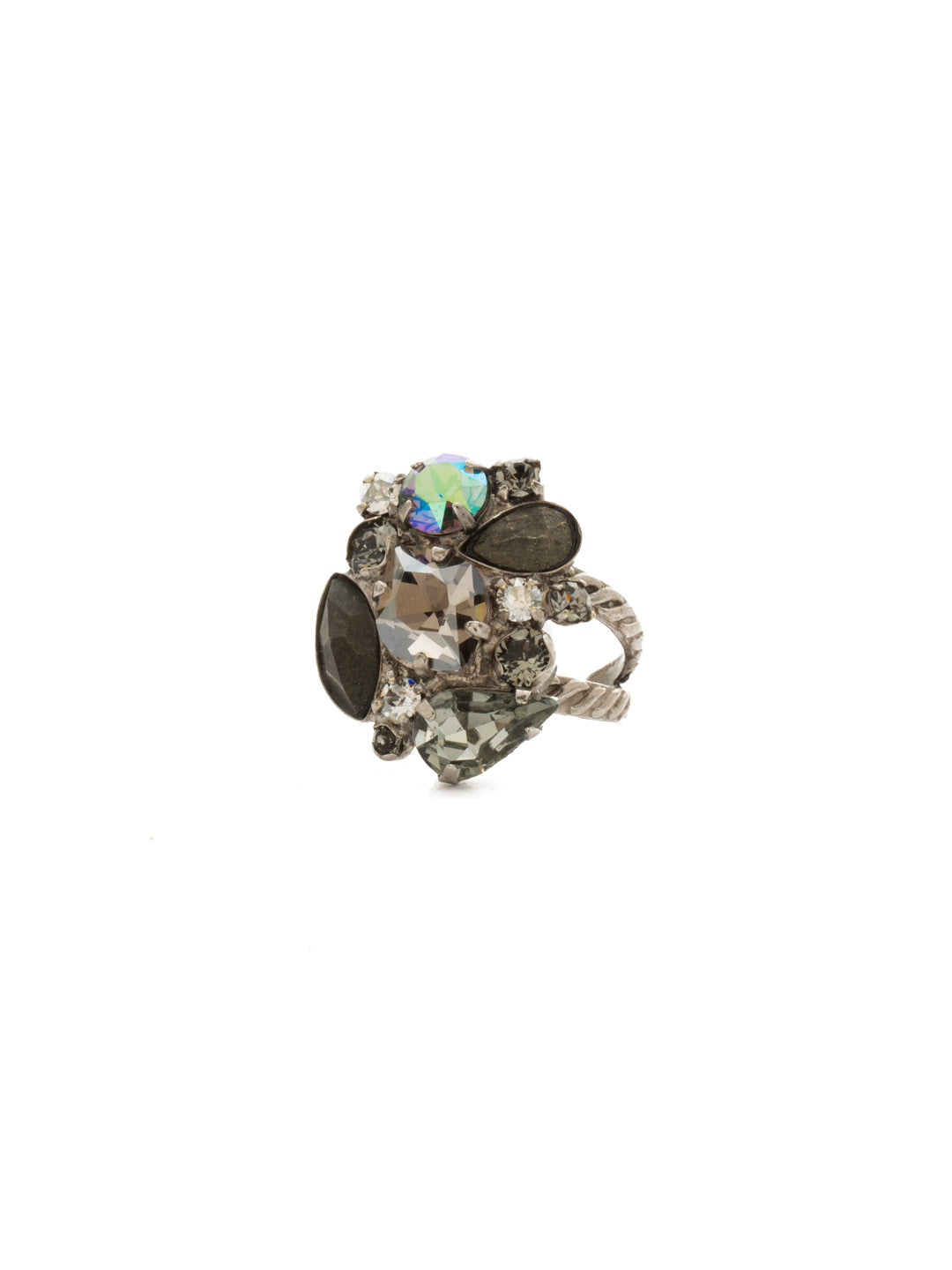 Contemporary Cluster Ring - RDK15ASCRO