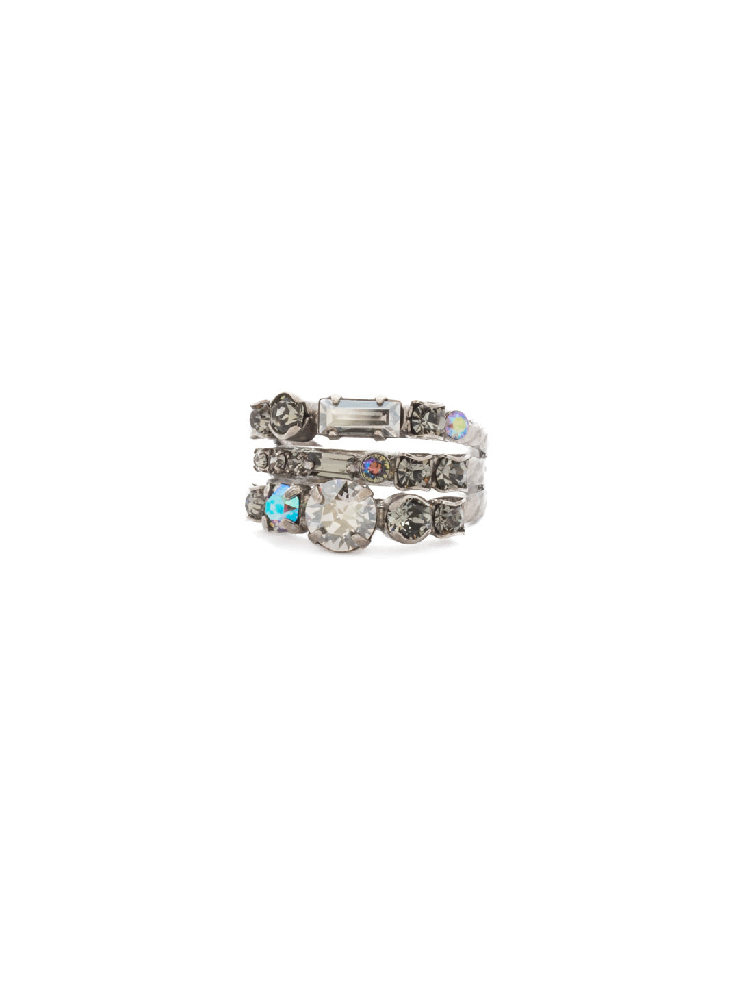 Triple Threat Stacked Ring - RDK23ASCRO