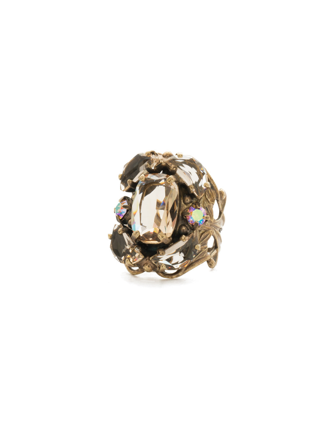 Cutting Edge Statement Ring - RDK35AGNT