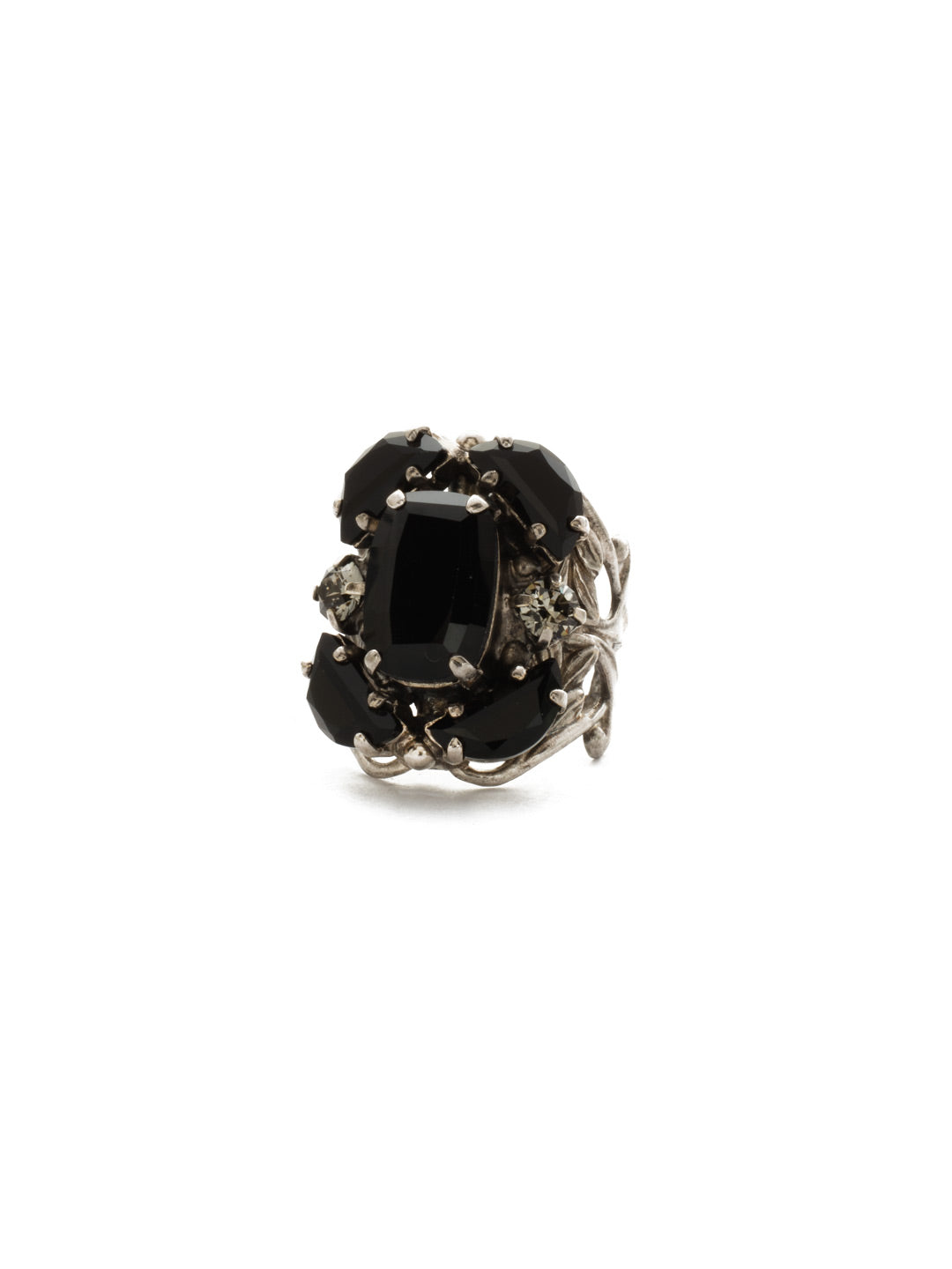 Cutting Edge Statement Ring - RDK35ASBON