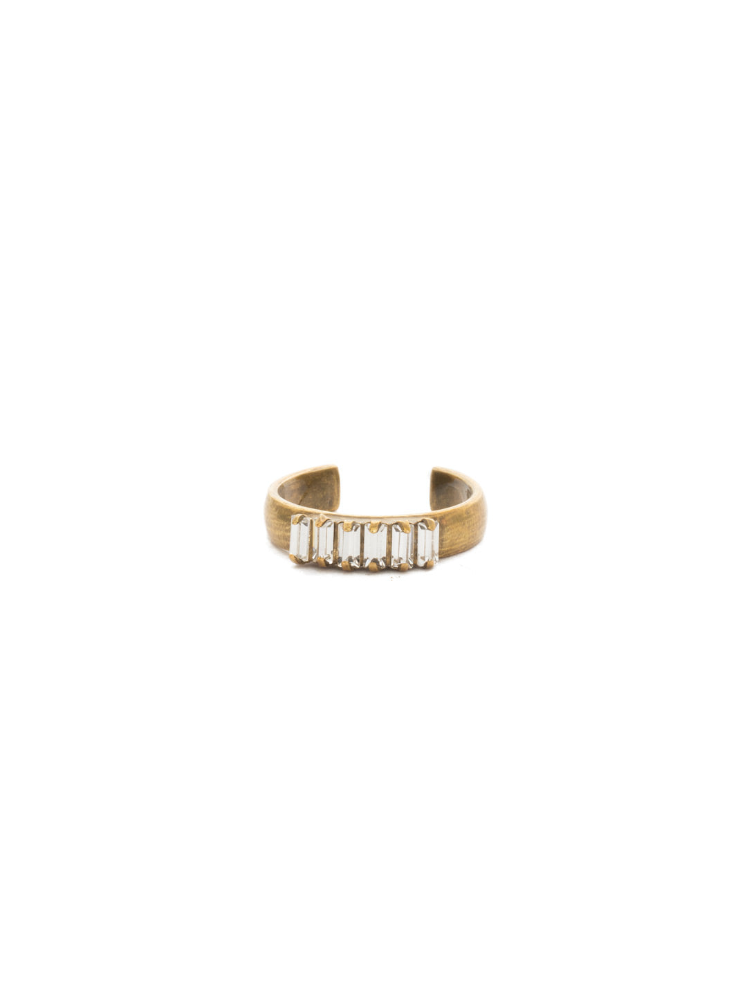 Band Together Adjustable Ring - RDN440AGCRY