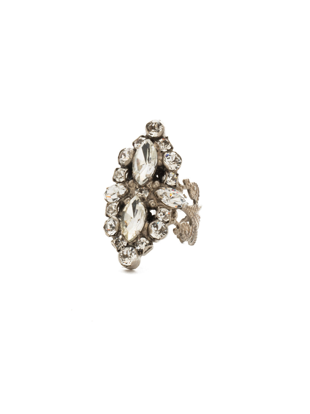 Edelweiss Ring - RDQ30ASCRY