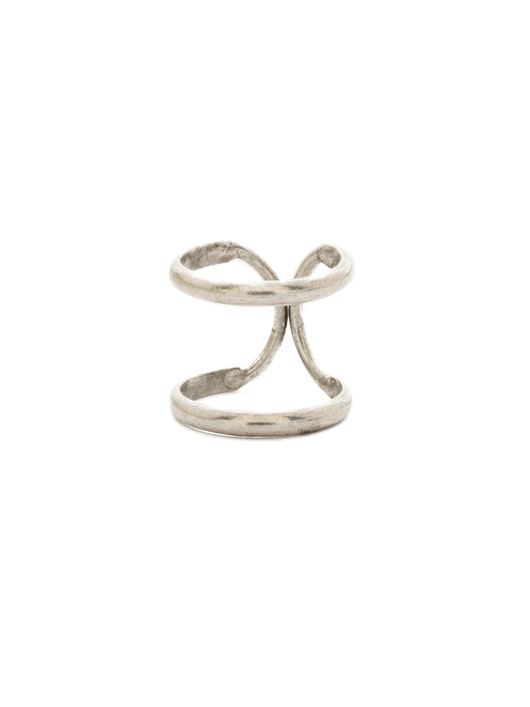 Running In Circles Stacked Ring - RDW3ASCRY