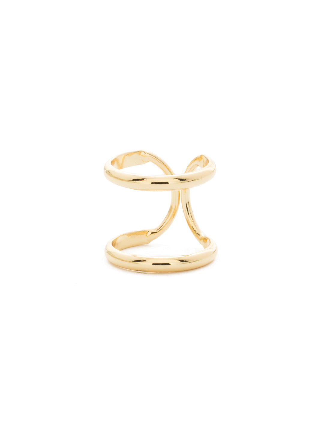 Running In Circles Stacked Ring - RDW3BGCRY