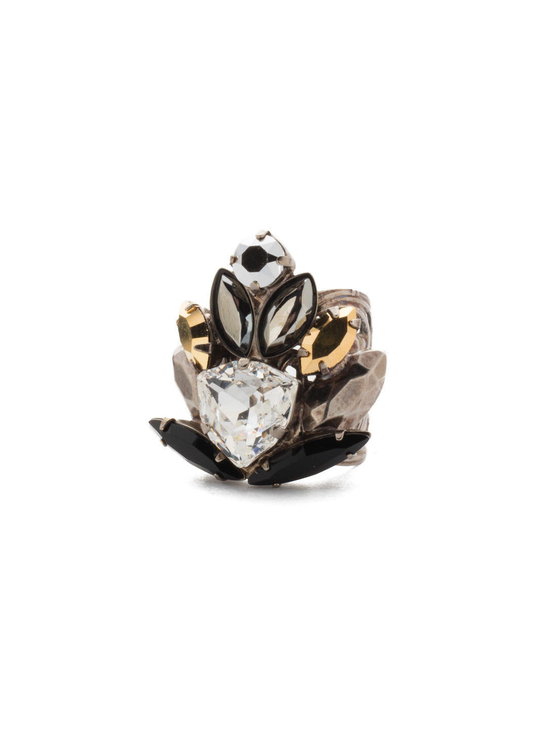 Xenia Statement Ring - REE20ASHMT