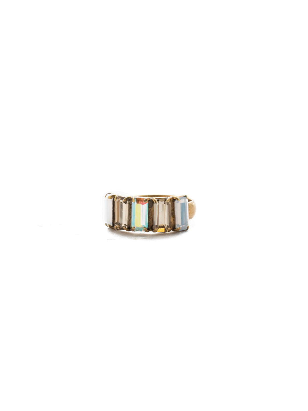 Arden Band Ring - REF29AGROB