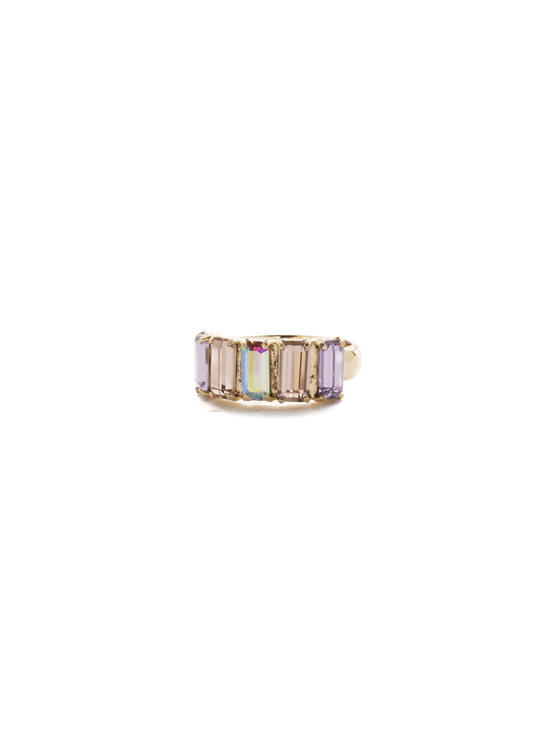 Arden Band Ring - REF29BGISS