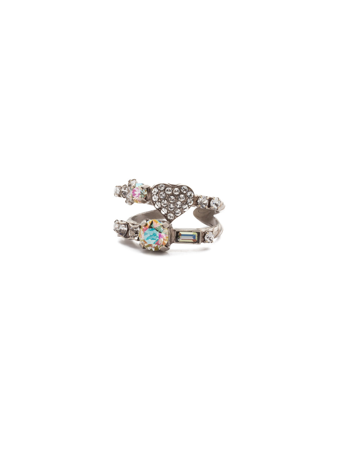 Ishana Stacked Ring - REM4ASCRE