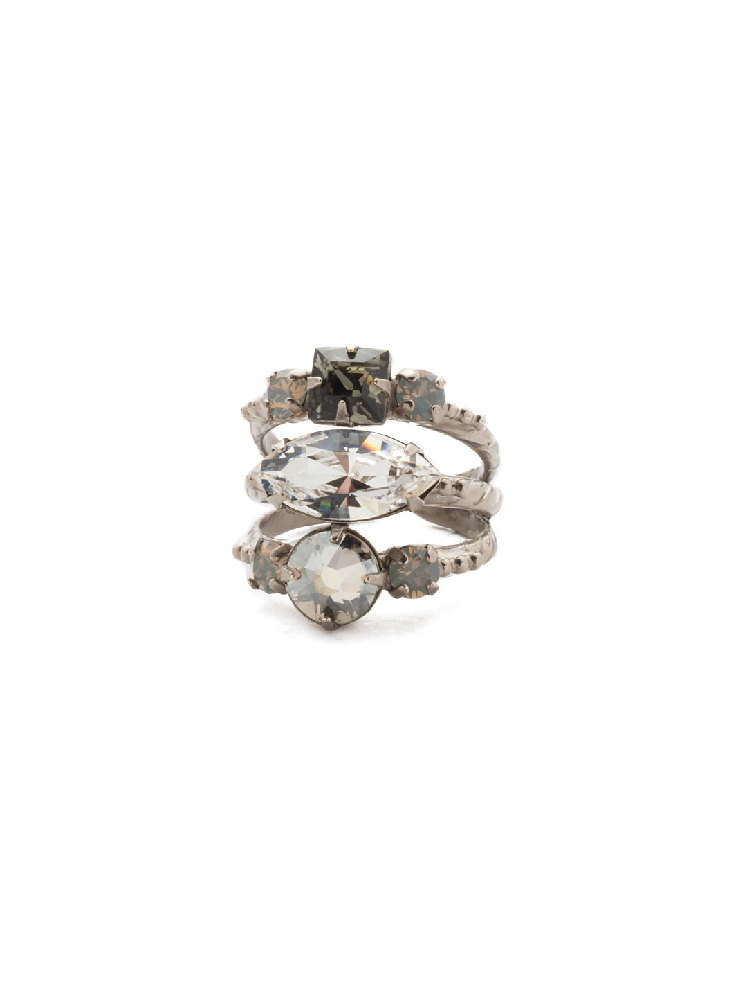 Gloria Stacked Ring - REN12ASSTC