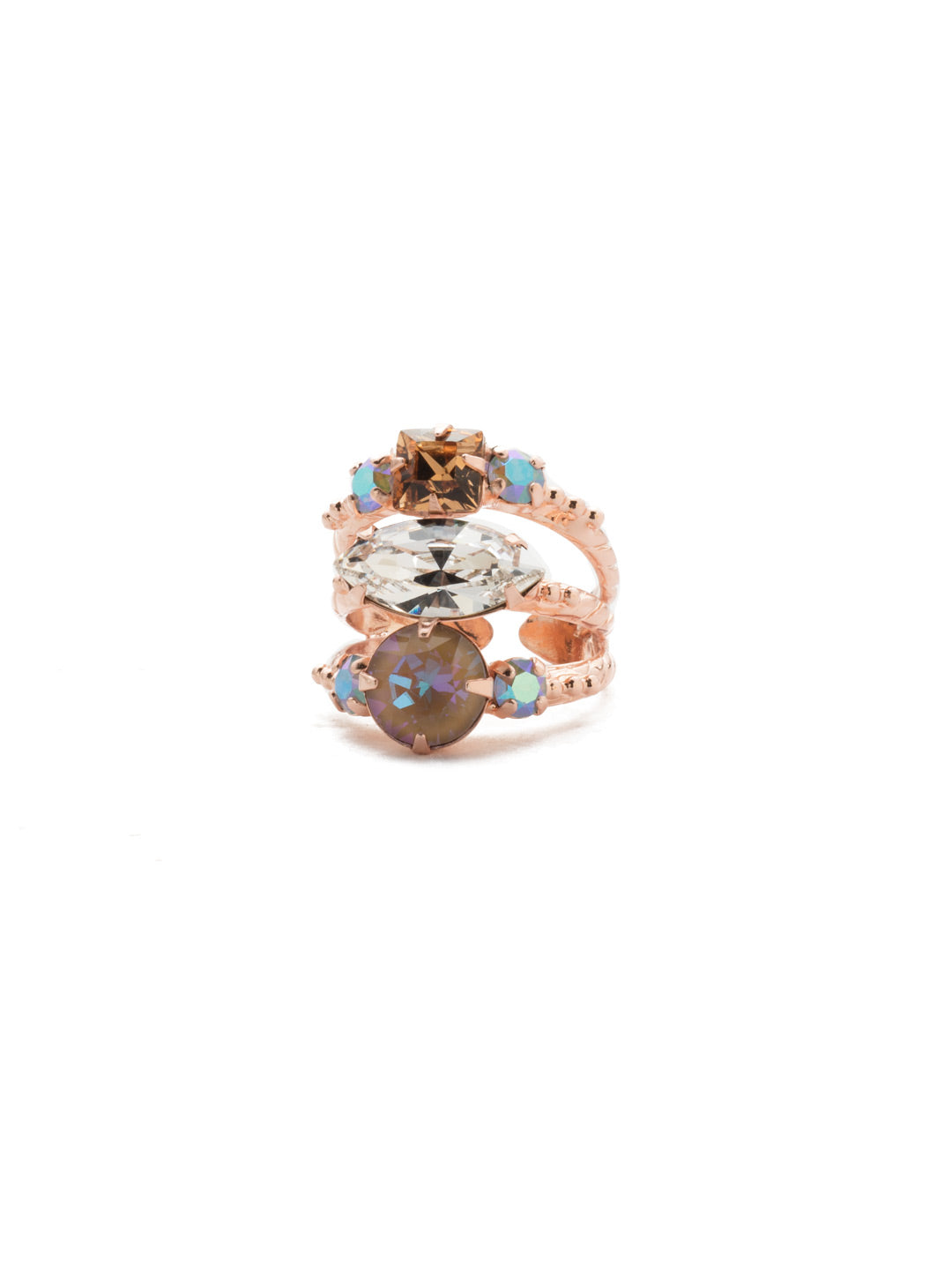 Gloria Stacked Ring - REN12RGROG