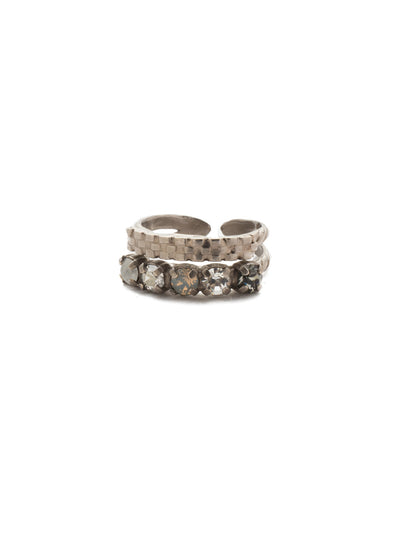 Luann Stacked Ring - REN9ASSTC