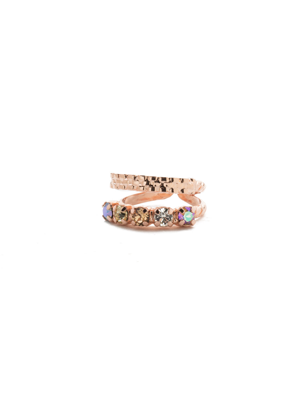 Luann Stacked Ring - REN9RGROG