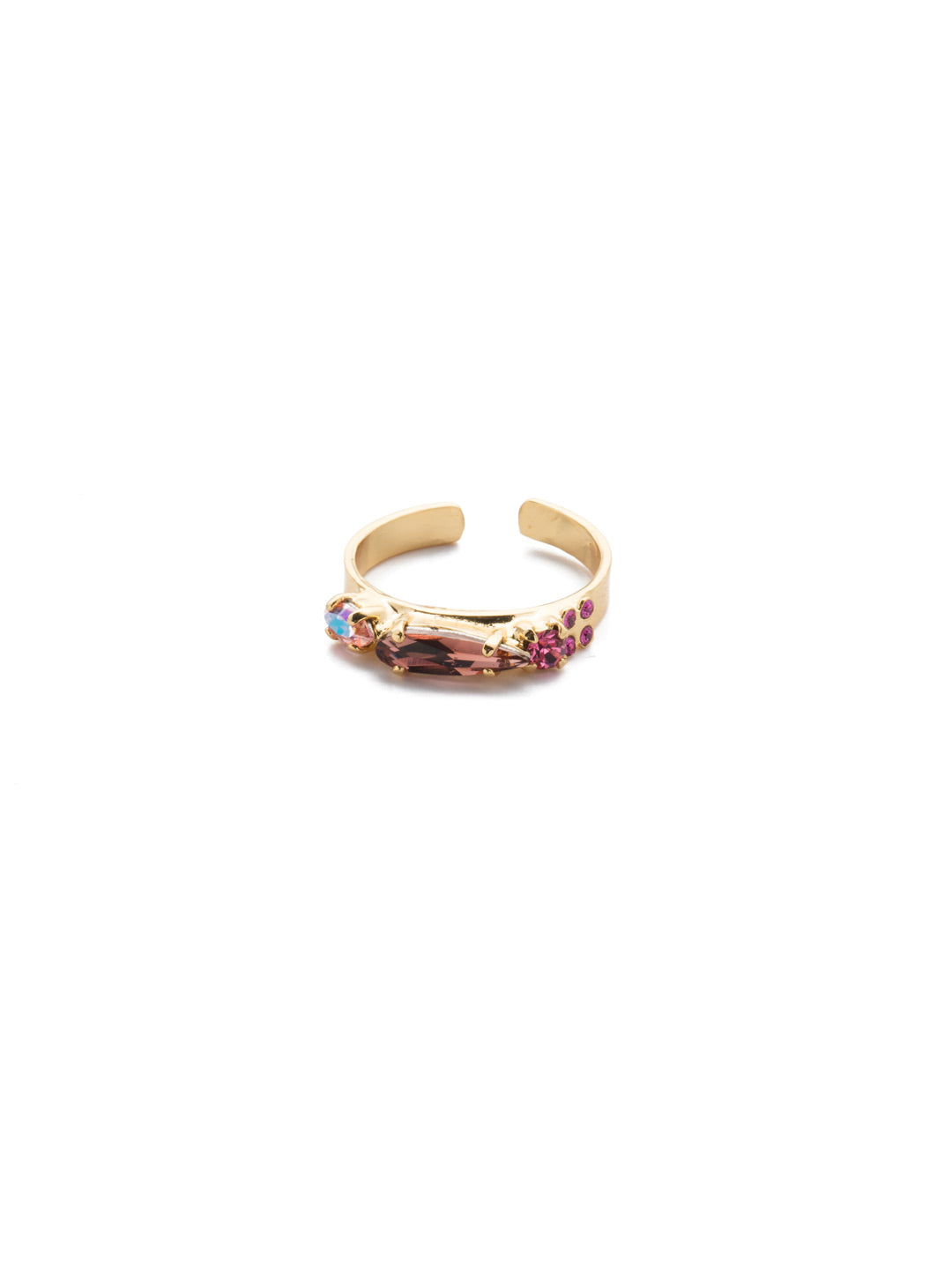 Liberty Band Ring - RES181BGBGA