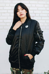 BOMB SQUAD BLACK JACKET