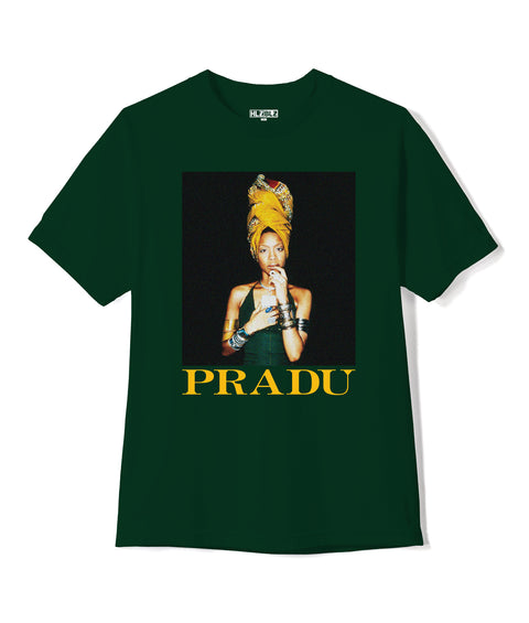 PRADU Short Sleeve T-Shirt Green