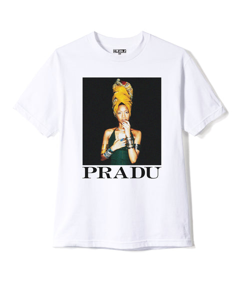 PRADU Short Sleeve T-Shirt White