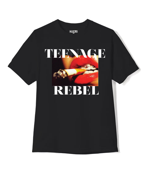 TEENAGE REBEL Short Sleeve T-Shirt