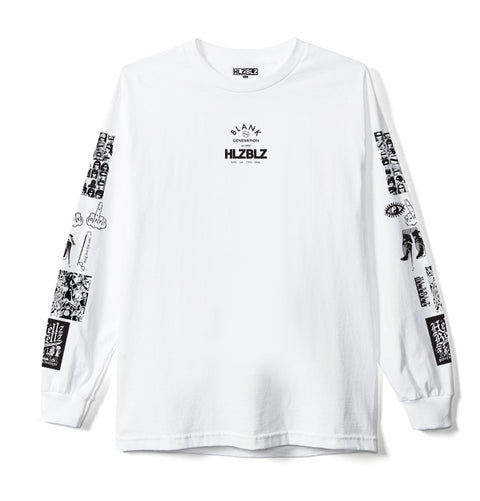 XEROX Long Sleeve T-Shirt (Front)