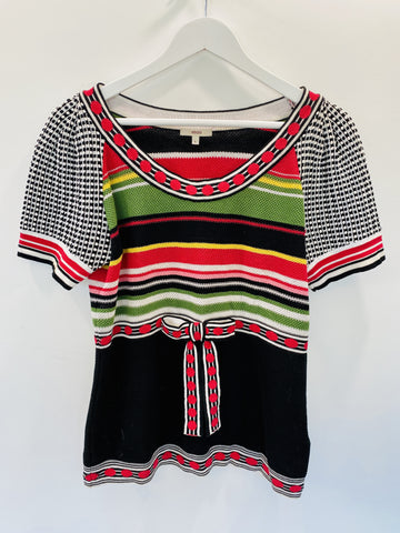 Kenzo knitted multicoloured top