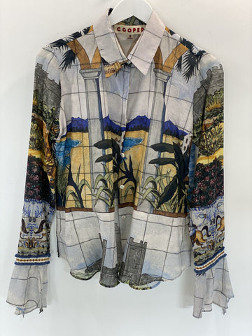 Cooper Room With a View blouse