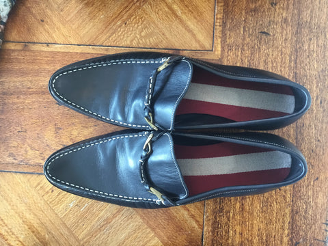 Emporio Armani Mens Loafers