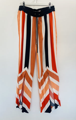 Sass and Bide multi striped pants