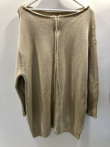 Acne Oversized Boyfriend Jumper Cream