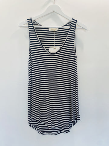 Zimmerman tank stripe top