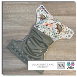 Cloth diaper 2.0 La laurentienne New born