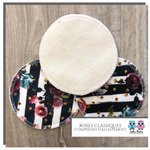 Breastfeeding pads Roses classiques