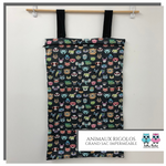 Large wetbag Animaux rigolos