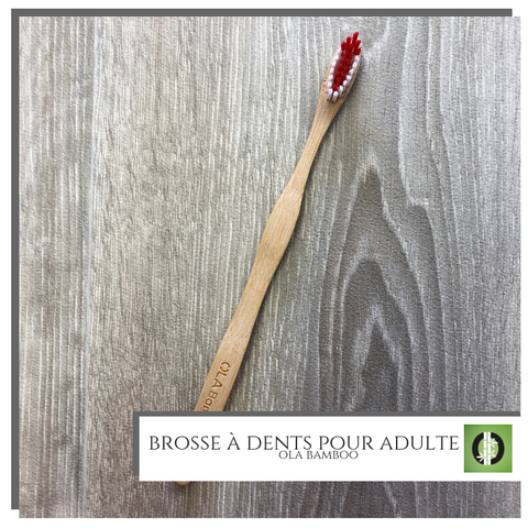 Adult tooth brush
