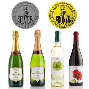 Stanlake Park wins 4 medals at regional Wine Competition