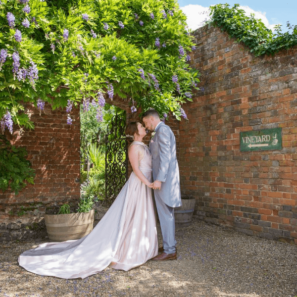 Vineyard wedding venues in England