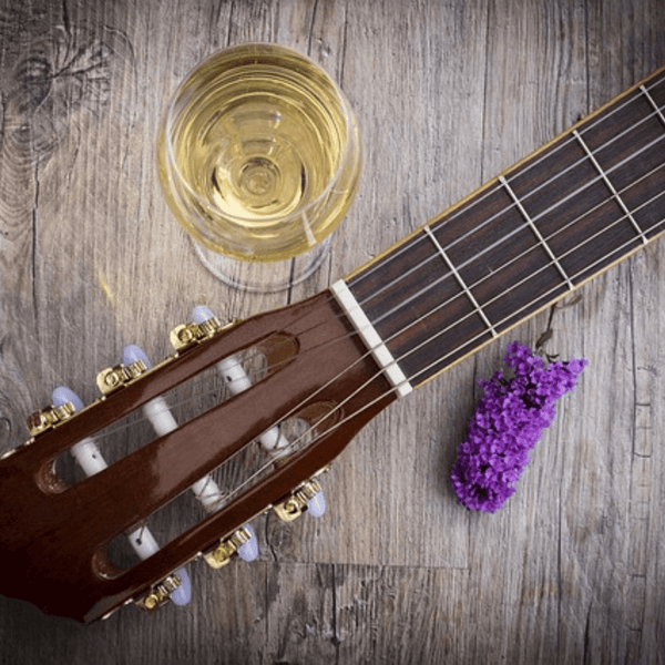 Songs about wine