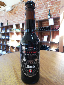 Rebellion Black - The Rebellion Beer Co.