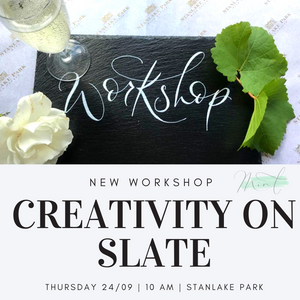 Creativity on Slate Workshop