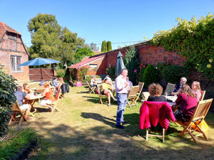 Saturday 8th August 2020 at 2 pm - Vineyard Tour & Wine Tasting