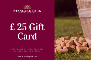 Gift Card - £ 25 (Redeemable online and at our Cellar Shop)