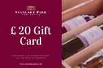 Gift Card - £ 20 (Redeemable online and at our Cellar Shop)