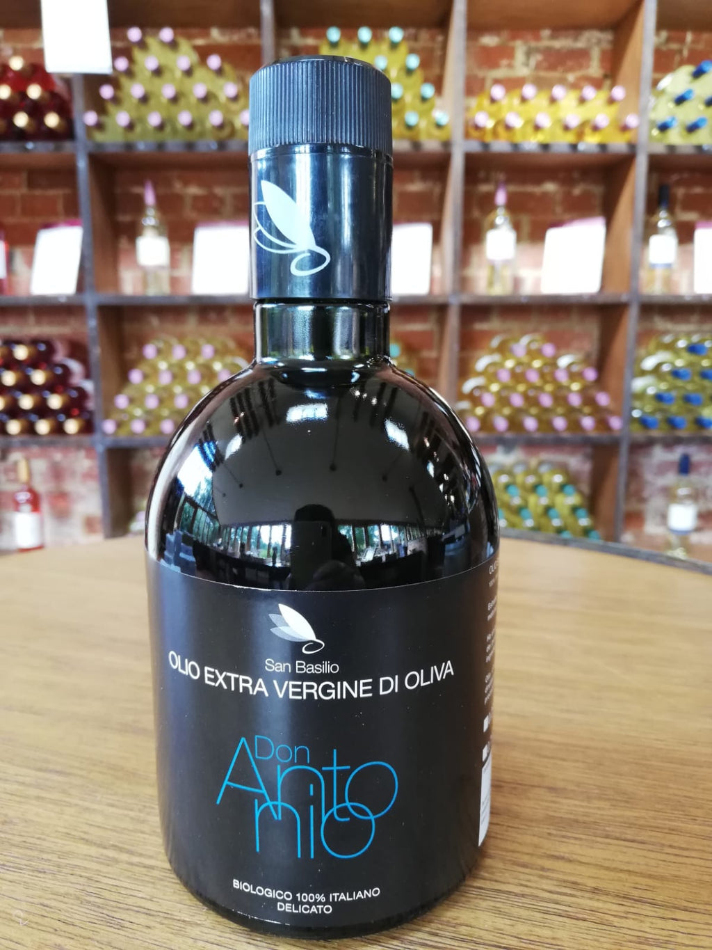 Extra Virgin Organic Olive Oil from Puglia, Italy
