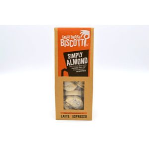 Great British Biscotti