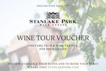 Wine Tour Voucher for Four (Delivered by Email)