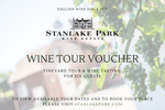 Wine Tour Voucher for Six (Delivered by Email)