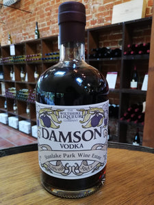 Damson Vodka