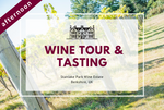 Saturday 20th March 2021 at 11 am - Wine Tour & Tasting