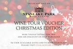 Wine Tour Voucher - Christmas Edition (Digital)