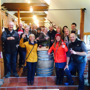 Saturday 28th September 2019 at 10.30 am - WINE LOVER - Vineyard & Winery Tasting Tour